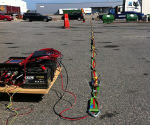 MASW-Seismik - Landstreamer