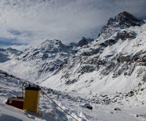 Seismik im Hochgebirge
